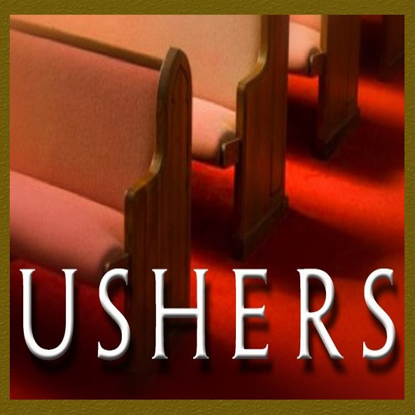 Art Black Church Usher - Bing images